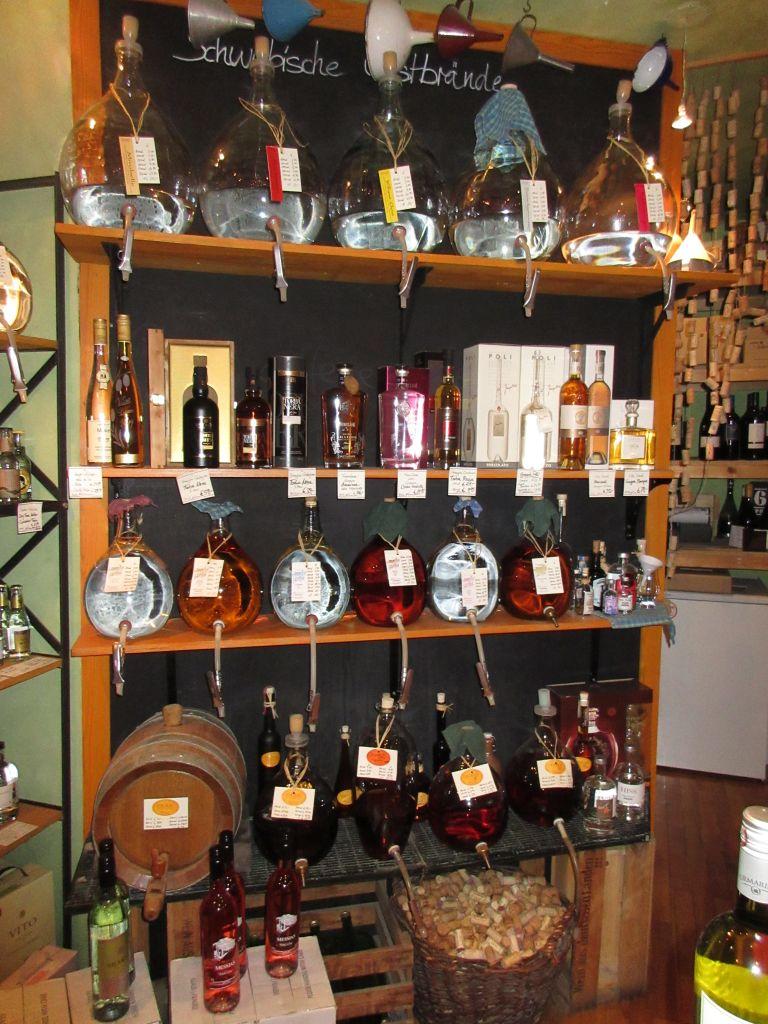 Vinum Reutlingen Whisky